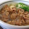 山久製麺所 - 料理写真:肉うどん 小2014.11