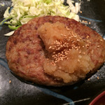 あぐらし - <2014/12>ハンバーグ