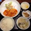 福州飯店 - 料理写真:エビチリランチ 770円