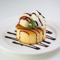 壷焼きホットーケーキ