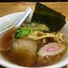 楽天地 - 料理写真:醤油ラーメン \500(税込)