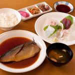 浜の味栄丸 - 料理写真:おまかせB定食