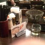赤まる - テーブルセット