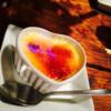 汁べゑ - 料理写真:クリームブリュレ