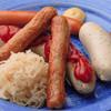 ローレライ - 料理写真:ソーセージ盛り合わせ