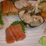 函館活いか浜料理 かみ磯 南第5ふ頭 - 刺身