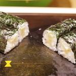 鮨松波 - 干瓢巻き
