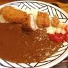 とん娘 - 料理写真:ヒレカツカレー☺︎850円 ボリューム満点!