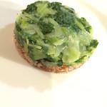 サルキッチン - セイコ蟹の冷製