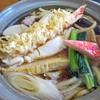 やぶそば - 料理写真:鍋焼きうどん