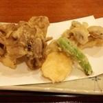 33242423 - 山菜天ぷら
