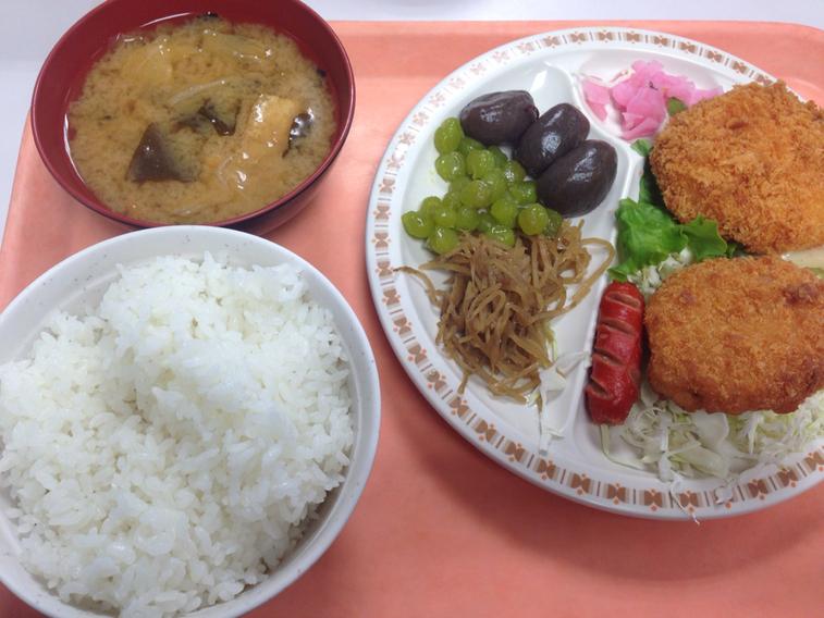 名古屋港湾労働者福祉センター 食堂