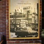 ザ カフェ - 50年前の町田駅周辺、小田急ストア見える