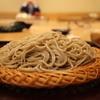 総本家 小松庵 - 料理写真:そば全粉(十割蕎麦)