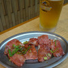 平和苑 - 料理写真:2012年8月 上カルビ950円
