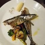 33255732 - 新秋刀魚のコンフィ