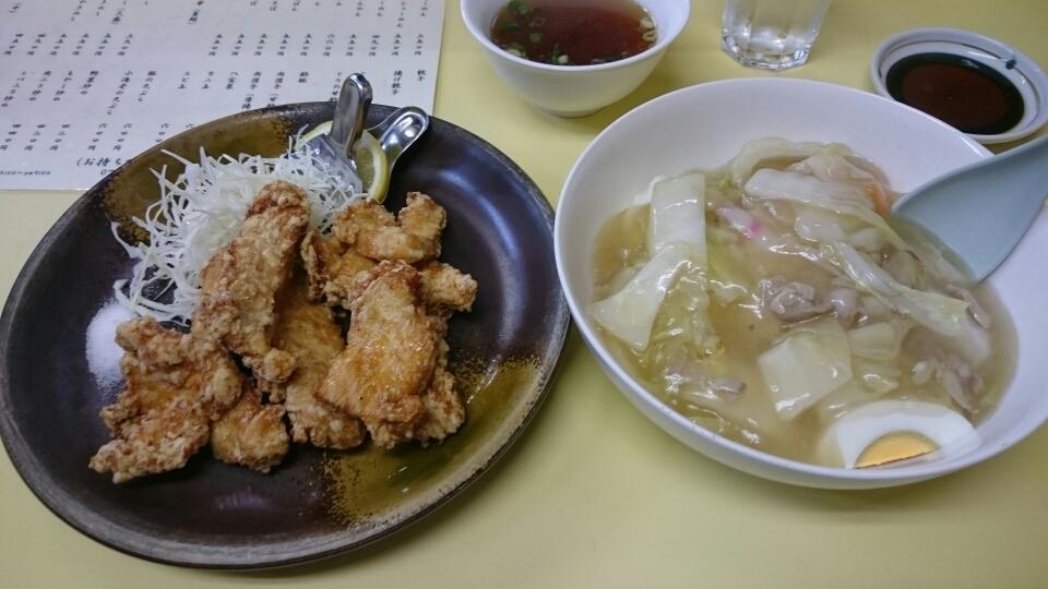 東中華料理店