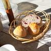 Marie - 料理写真:ランチセットについてくるパン2種、2人分です。