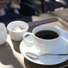 Rufiyaju - ドリンク写真:コーヒー。番号札をもらってお店から呼ばれるので入り口まで受け取りに行きます。