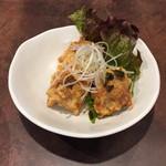 維風堂々 - 料理写真:油淋鶏風の唐揚げハーフサイズ(サーヴィス)