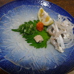 北浜大島屋 - 料理写真:てっさ