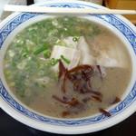 ラーメン 實 - 「大盛らー麺」750円
