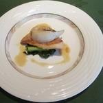 ビ アバンス - 市場直送のお魚料理 真鯛のポワレ