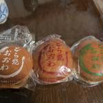 和菓子処 おがわ  - どら焼き