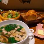 キッチン ククゥ - スープセット