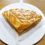ポルト・ドゥ - リンゴのパイ