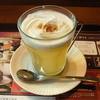 カフェ ド クリエ - 料理写真:2014年12月発売のホットアップルシナモンです。