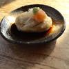 蕎麦工房 まつ田 - 料理写真:揚げそばがき