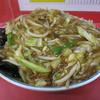 美華園 - 料理写真:かた焼きそば 650円
