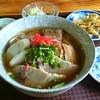かなん - 料理写真:沖縄そば全部のせ(800円)