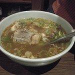 あじ源 - コムタンスープ。美味しかったです。