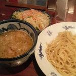 三ツ矢堂製麺 - 野菜つけめん