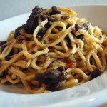 オステリア コマチーナ - ランチ牛肉のタヤリン
