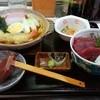 みとり庵 - 料理写真:鍋焼うどんに挑戦!