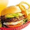 BESNUG - 料理写真:アボカドチーズバーガー BEACH SET