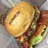 BESNUG - 料理写真:ベーコンエッグチーズバーガー