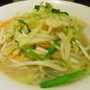 栄福楼 - 料理写真:野菜タンメン