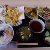 友膳 - 料理写真:天ぷら定食(ランチ)