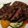 ガンバコルタ - 料理写真:アンガス牛肩ロースのタッリアータ