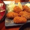 海鮮 あゆな - 料理写真:カキフライ