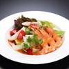 こむ - 料理写真:海の幸のカルパッチョ
