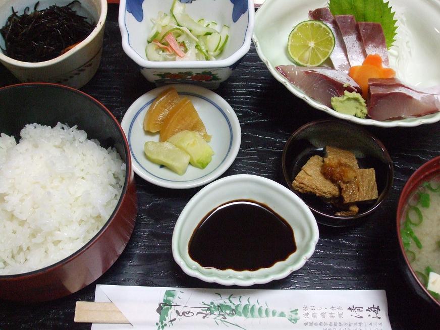海鮮料理・レストラン 清海