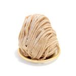 パティスリー ショコラトリー オーディネール - モンブラン (490円)  '14 12月上旬