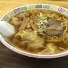 松楽 - 料理写真:肉厚ワンタン麺【750円】