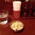サイノ - セットのサラダ