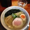 毘沙門天 - 料理写真:鶏そば(並)塩味 \680
